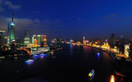 Free Shanghai Huangpu River