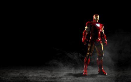 Free Dark Iron Man Wallpaper
