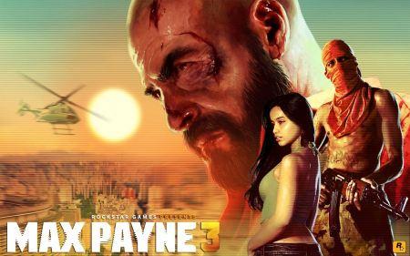 Free 2012 Max Payne 3