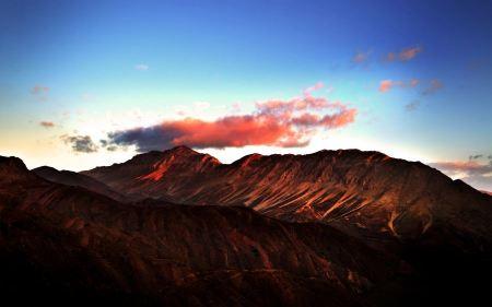 Free Morning Mountains