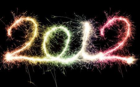 Free 2012 Happy New Year