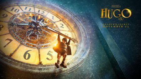 Free Hugo Clock Scene