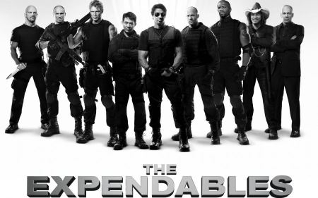 Free The Expendables Cast