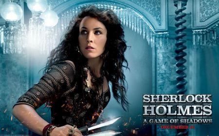 Free Noomi Rapace as Madam Simza Heron in Sherlock Holmes 2