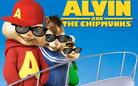 Free Alvin And The Chipmunks Chipwrecked Poster