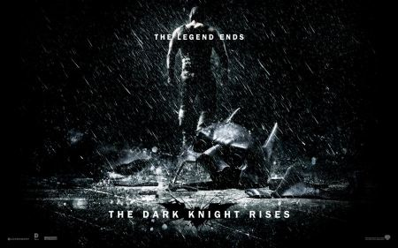Free The Dark Knight Rises Dark Wallpaper