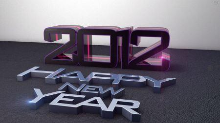 Free 2012 Happy New Year 2