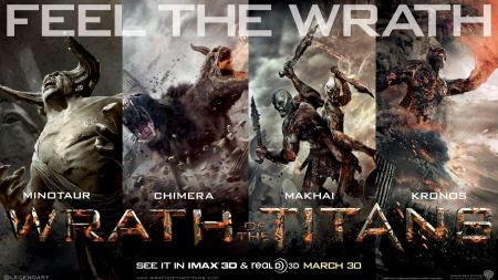 Free Wrath of the Titans Monsters