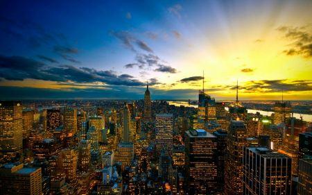 Free New York City Colors