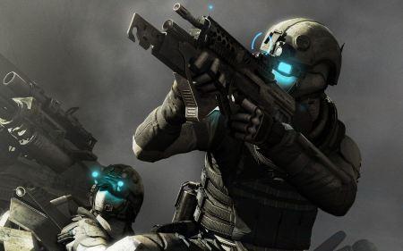 Free Ghost Recon Future Soldier Concept