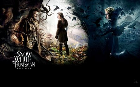 Free Snow White and The Huntsman Characters