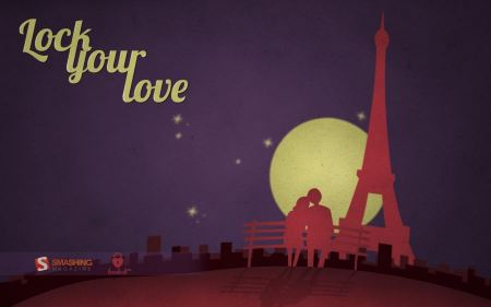Free Lock your Love in Paris