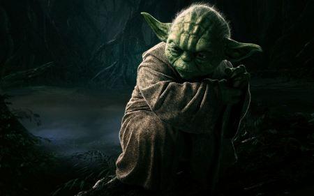 Free Yoda from Star Wars