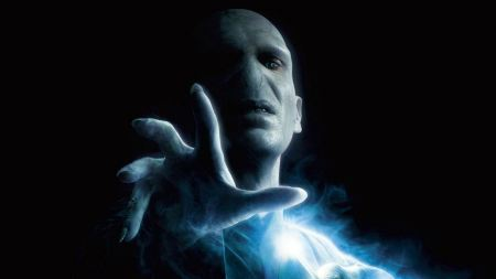 Free Lord Voldemort Casting Spell