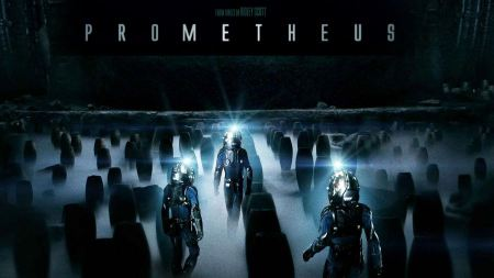 Free Prometheus Scene