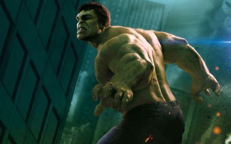 Free Hulk in The Avengers