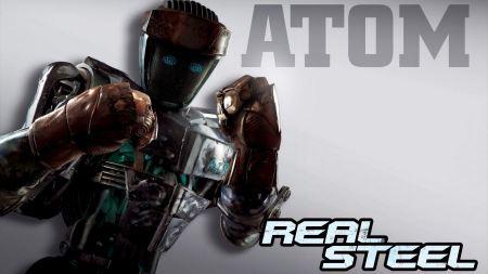 Free Real Steel Atom Robot