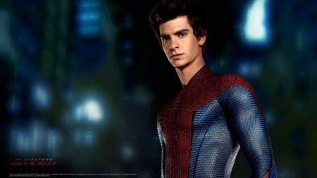 Free Andrew Garfield in The Amazing Spider-Man