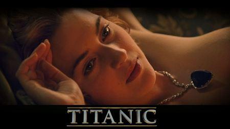Free Kate Winslet as Rose in Titanic