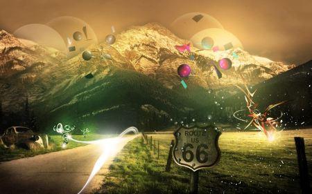 Free Mountains Route 66