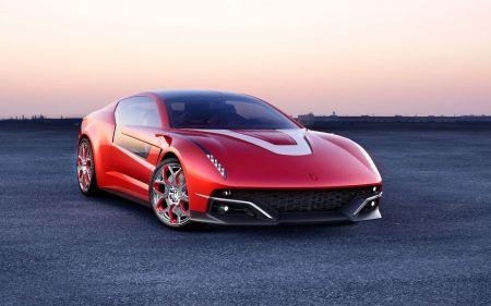 Free Italdesign GiuGiaro Brivido Concept Car