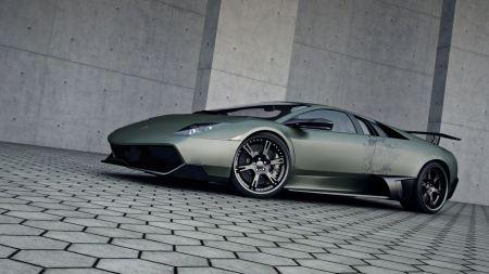 Free Lamborghini Murcielago LP720 4 Wheelsandmore