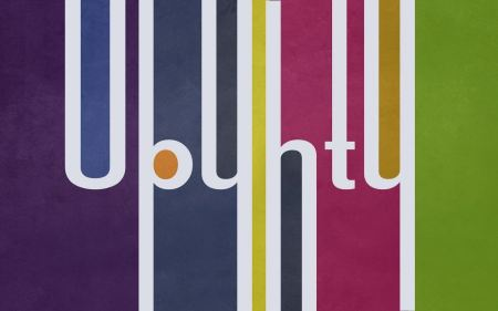 Free Ubuntu Colorful Poster