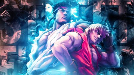 Free Street Fighter Team