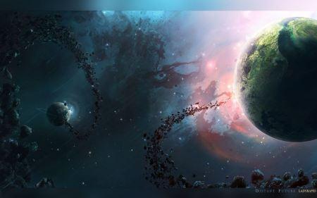 Free Nebula Universe