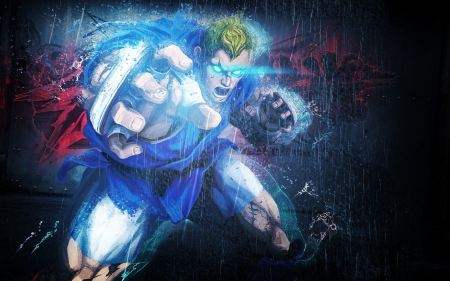 Free Abel in The Street Fighter