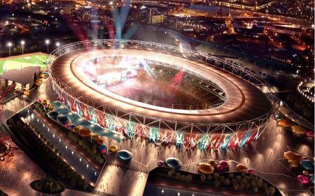 Free London 2012 Olympic Stadium