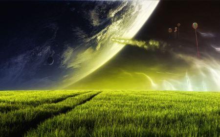 Free Alien Planet