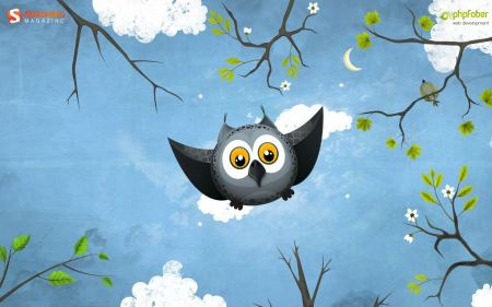 Free May Owl Flight