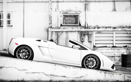 Free Lamborghini Gallardo Spyder ADV1 Wheels