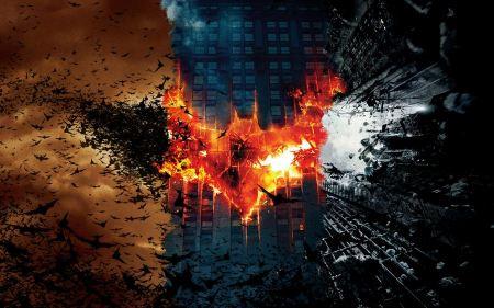Free The Dark Knight Trilogy Wallpaper