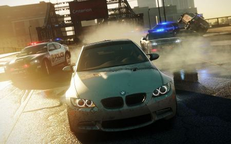Free Need for Speed Most Wanted 2012