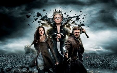 Free Snow White & The Huntsman Characters
