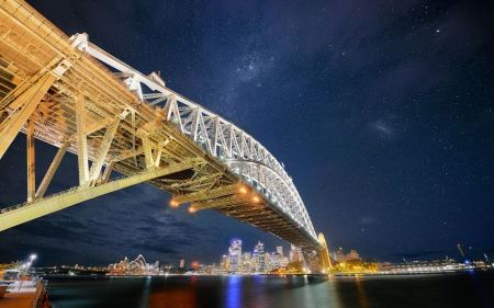 Free Sydney Bridge Nights