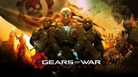 Free 2013 Gears of War Judgment Game