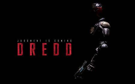 Free DREDD Poster