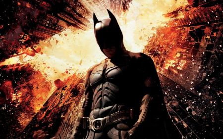 Free Christian Bale as Batman in The Dark Knight Rises