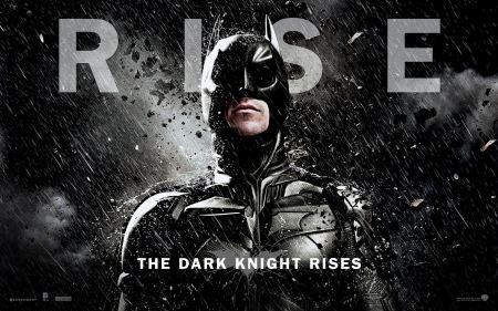 Free Batman in The Dark Knight Rises Wallpaper