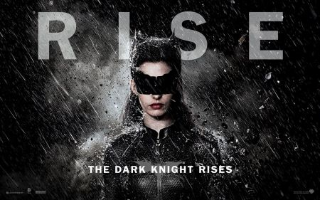Free Anne Hathaway as Catwoman in The Dark Knight Rises