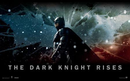 Free The Dark Knight Rises Poster