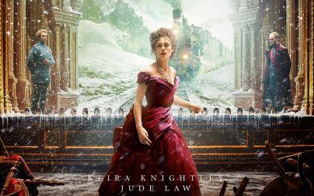Free Keira Knightley as Anna Karenina
