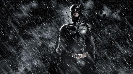 Free Batman in The Dark Knight Rises Dark Wallpaper