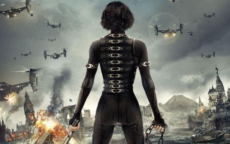 Free Alice in Resident Evil 5 Retribution
