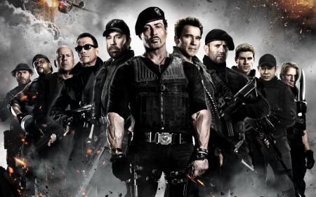 Free The Expendables 2 Cast