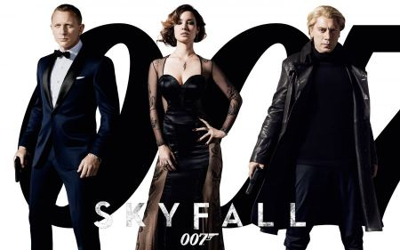Free James Bond Skyfall Characters