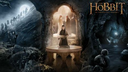 Free The Hobbit Characters